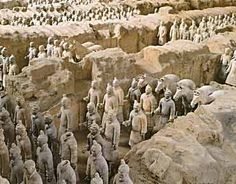 The Ch'in Emperor's Terracotta Warriors China