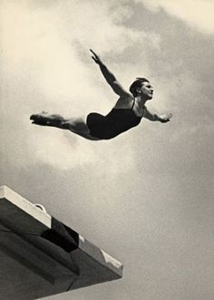 Salto de trampolín  -  Lev Borodulin.
