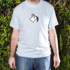 PAINT IT!  Remera de algodón peinado 24/1 de alta calidad.  Ilustración: Que Remerita.