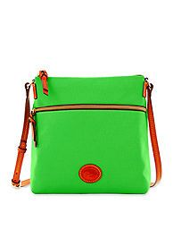 Dooney & Bourke Nylon Crossbody - Don't forget your green on St. Patrick's Day!