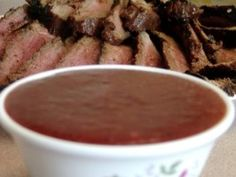 Sweet-hot Strawberry Bbq Sauce