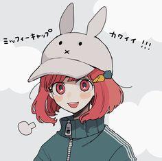 Anime Art Girl, Manga Girl, Pretty Art, Cute Art, Character Concept, Character Art, Dossier Photo, Manga Anime, Cute Girl Drawing