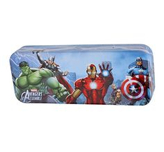 3 Pk Marvel Avengers Assemble Tin Pencil Case  Style May Vary * Check this awesome product by going to the link at the image.Note:It is affiliate link to Amazon.