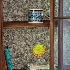 Ben Pentreath, William Morris, Home And Garden, Shelves, House, Queen, Collection, Wallpaper, Home Decor