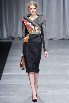 Antonio Marras Fall 2012 Ready-to-Wear Fashion Show - Irina Nikolaeva