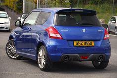 2015 Suzuki Swift Hatchback 3-Door 1.6 16v (136PS) Sport