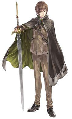 Resultado de imagen de original male character
