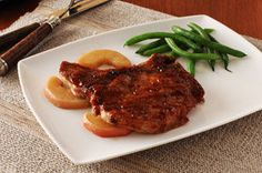 If you like your pork chops tender, juicy and covered with a sweet-and-spicy BBQ sauce, consider putting this recipe on your to-make list!