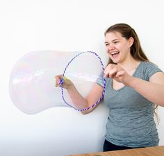 There are tons of good bubble science and activity sites, but here's another