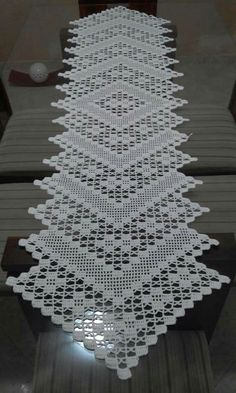Details about Vintage Crochet PATTERN to make Filet Pansy Flower Tablecloth Panel Edging Motif Crochet Table Runner Pattern, Crochet Tablecloth, Crochet Doilies, Crochet Flower Patterns, Tatting Patterns, Crochet Flowers, Square Patterns, Filet Crochet, Beautiful Crochet