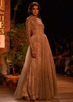 Sabyasachi Collection at PCJ Delhi Couture Week 2013 Indian Dresses, Indian Outfits, Sabyasachi Dresses, Anarkali Suits, Pakistani Dresses, Sabyasachi Bridal Collection, Desi Clothes, Indian Clothes, Indian Couture