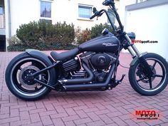 Harley Davidson Rocker C Custom