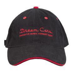 Dream Cars Hat in black