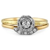 Antique Engagement Rings, Vintage Engagement Rings | Brilliant Earth