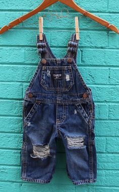 Excited to share the latest addition to my #etsy shop: Distressed Jeans Baby Overalls 6 Months Toddler Jeans Toddler Overalls Edgy Baby Clothes Toddler Swag Custom Overalls Bleached Jeans
