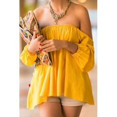 Blouses For Women Cute Blouses, Blouses For Women, Slash, Blouse Online, Online Sales, Off Shoulder Blouse, Chiffon, Style Inspiration, Long Sleeve