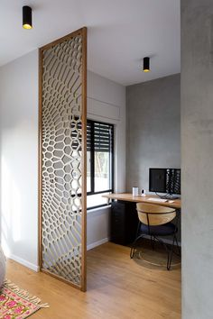 Room Partitions, Sheila E, Room Divider Screen, Wainscoting, Screens, New Homes, Doors, Storage, Metal