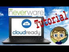 Convert Old Laptop to a Fast Chromebook CloudReady Neverware Tutorial Android Pc, Old Computers, Chromebook, Software, Laptop, Retro, Youtube, Retro Illustration, Laptops