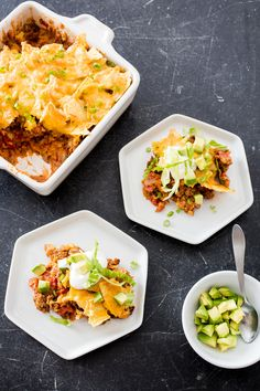 Lighten Up Your Dinner Load With This Beef Taco Bake From Cook's Country