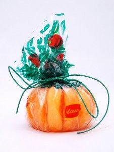 Gajos de Naranja de Caramelo Mauri. Real Fábrica Española