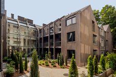 Gallery of Erg 6 Apartment Building / Arhitektu Birojs MG Arhitekti - 4
