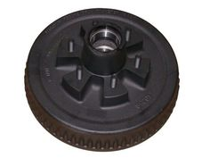 "65542HD --- 6 on 5-1/2"""" Hub and Drum Only - 6,000 lb"