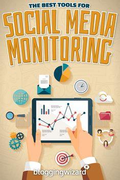 12 Powerful Tools To Monitor Your Social Media Presence via @adamjc