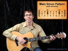 ▶ Credence Have You Ever Seen The Rain Easy Acoustic Guitar Lesson - YouTube