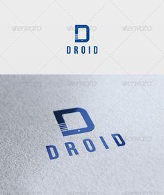 Droid Logo - GraphicRiver Item for Sale