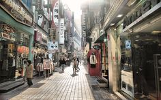 Myeong-dong is one of Seoul's main shopping districts featuring mid to high…