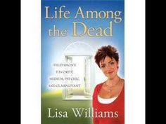 (Lisa Williams )Interview Life Among The Dead Book 04/14/08