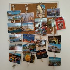 A funny way to remember all the places I have visited in my Exchange ☺️