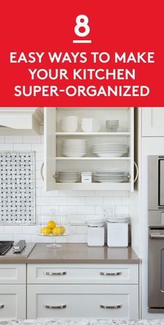 Luxury organize Your Kitchen Stuffs and tools In the Kitchen Cupboard organizers