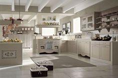 Cucine Classiche - La tua cucina classica di qualità | spaces ...