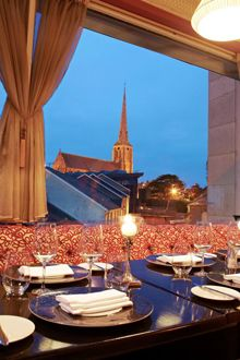 Our rooftop restaurant offers panoramic views of Wexford Town Rooftop Restaurant, Restaurant Offers, Wexford Town, Corporate Events, Ireland, Sweet Home, Table Decorations, House Beautiful, Irish