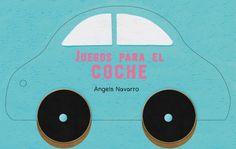 JUEGOS PARA EL COCHE - Los viajes en coche nunca más serán aburridos gracias a este libro lleno de juegos y actividades.