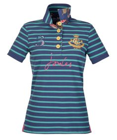 Joules Womens Polo Shirt