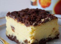 Sernik królewski - przepis ze Smaker.pl Tiramisu, Cheesecake, Ethnic Recipes, Food, Baking, Health, Fitness, Projects, Biscuits