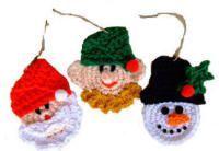 Free crochet patterns from Crochet Village