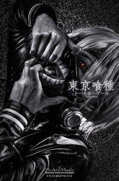 Kaneki ken- tokyo ghoul