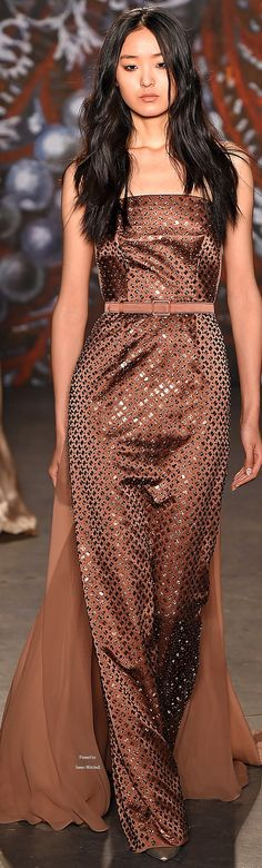 Jenny Packham Collections Fall Winter 2015-16 collection