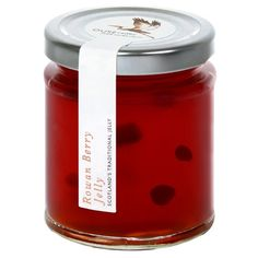 Rowan Berry Jelly | Ouse Valley Foods