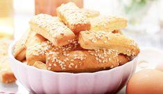 Finger food veloci: grissini di pasta sfoglia ai 5 sapori | Cambio cuoco