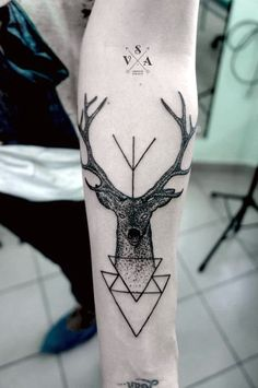 Geometric Tattoos Designs and Ideas (27)