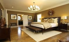 Wonderful Master Bedroom Decorating Ideas