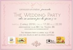02/04 - Club 55 - Napoli - The Wedding Party