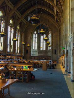 University of Washington Suzallo Library