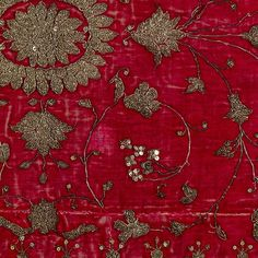 threaded stitching, persian textile - Google Search