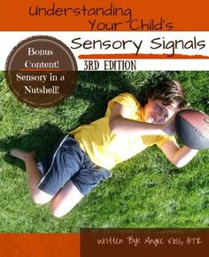 People often ask me what the best books about Sensory Processing Disorder to read are for parents of sensory kids.