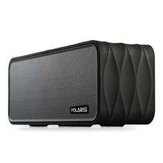 Polaris V8 Portable Bluetooth Speaker of Micro SD, FM-radio, MP3 Player, NFC, and LED Display